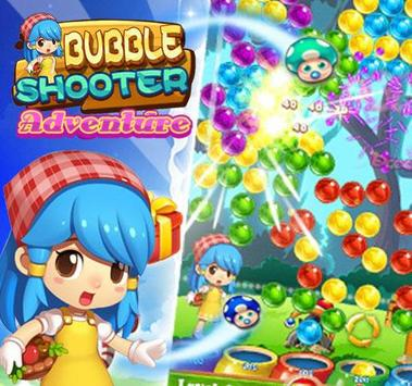 Bubble Shooter Adventure poster