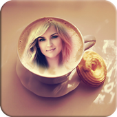 Coffee Cup Frame HD icon