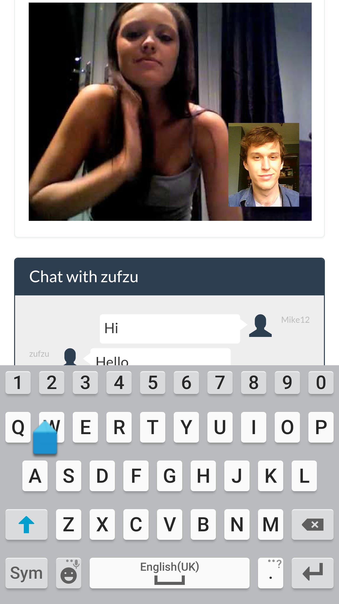 Random Web Chat