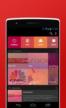 Mobdro TV apk screenshot