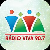 Rádio Viva 90.7 icon