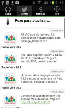 Rádio Viva 90.7 screenshot 1