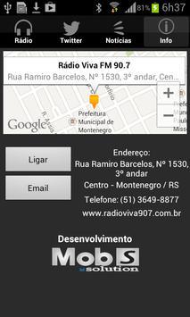 Rádio Viva 90.7 screenshot 4