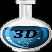 3D Molecular Models icon