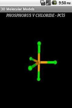 3D Molecular Models screenshot 7