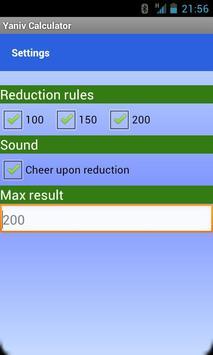 Yaniv Calculator screenshot 4