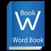 Marathi word book icon