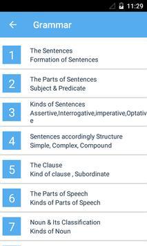 Marathi word book apk screenshot