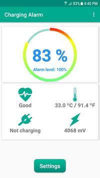Charge Alarm screenshot 5