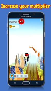 Ninja Run Surfer screenshot 14