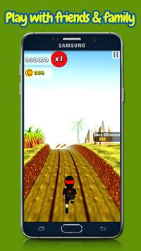 Ninja Run Surfer screenshot 24