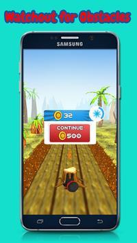 Ninja Run Surfer screenshot 2
