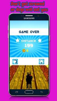 Ninja Run Surfer screenshot 3