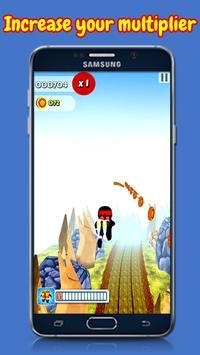 Ninja Run Surfer screenshot 6