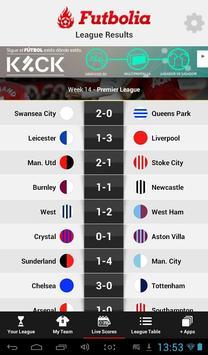 Futbolia apk screenshot