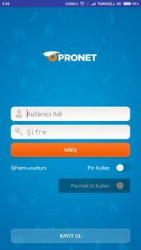 Pronet Mobil screenshot 4
