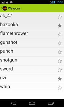Gun Shot Sounds & More screenshot 1