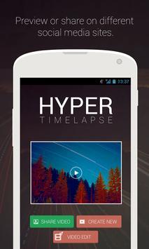 Hyper Timelapse apk screenshot