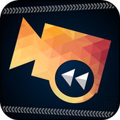 Reverse Cam Video Editor icon