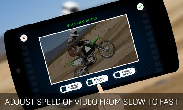 Reverse Cam Video Editor apk screenshot