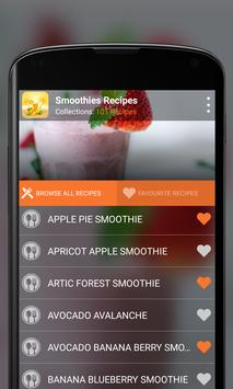 Smoothies Recipes poster