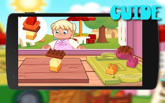 Guide for LEGO DUPLO Food apk screenshot