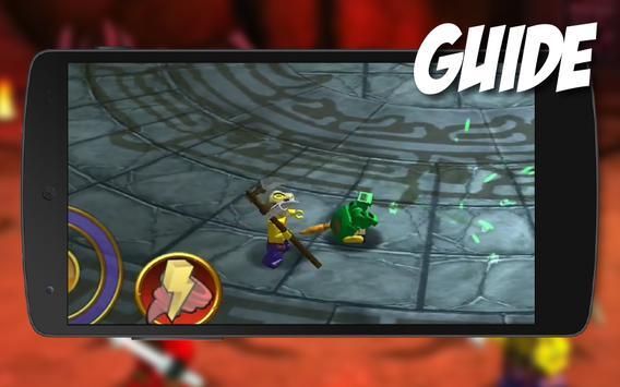 Guide LEGO Ninjago Tournament apk screenshot