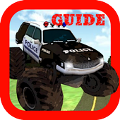 Tips OffRoad Police Truck icon