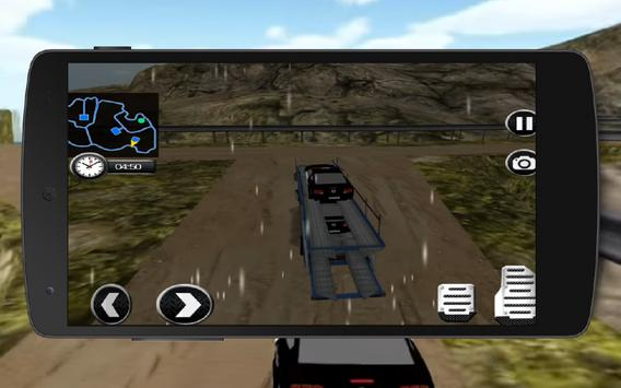 Tips OffRoad Police Truck poster