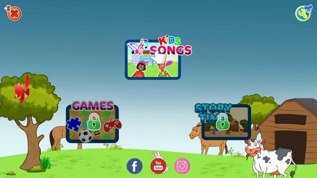 ToonClubKids App poster