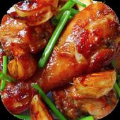 وصفات الدجاج بدون انترنت مجربة icon