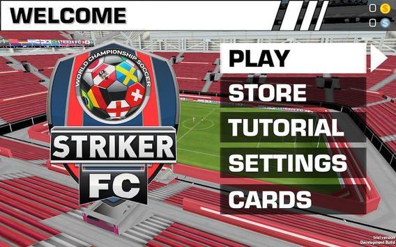 Striker FC 4K poster