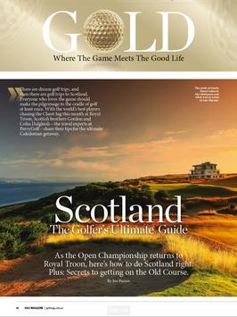 GOLF Magazine Australia screenshot 5