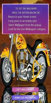 Motor Gede Wallpaper poster