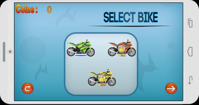 Oggy Bike Adventure apk screenshot