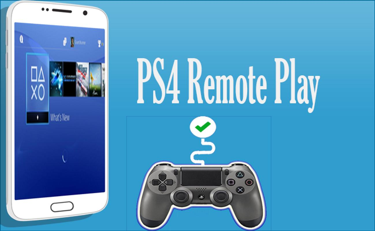 playstation remote play apk 3.0