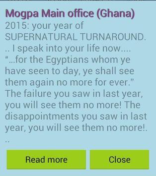 Mogpa News screenshot 1