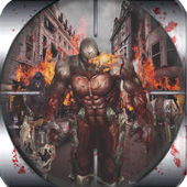 Zombie Invasion:Fight Or Die icon