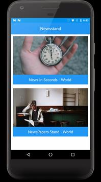 NewsEngine Beta - World News poster