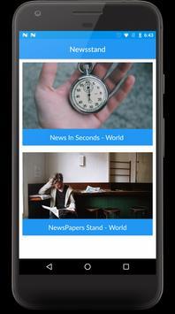 NewsEngine Beta - World News screenshot 14