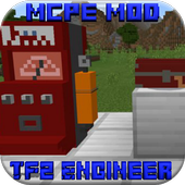Mod TF2 Engineer for MCPE icon