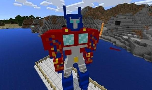Mod Transformers for MCPE screenshot 2