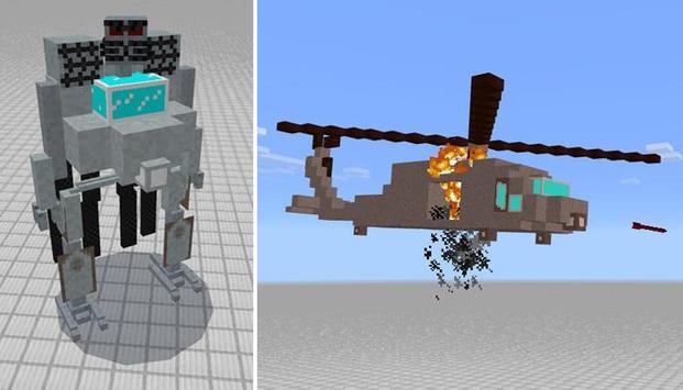 Mod Transformers for MCPE apk screenshot