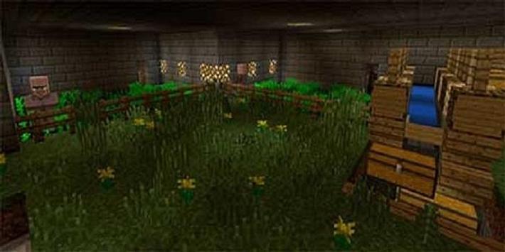 Ultimate Survival Base Mod for MCPE apk screenshot