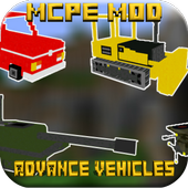 Mod Advance Vehicles for MCPE icon
