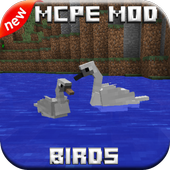 Birds Mod for MCPE icon