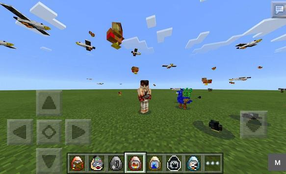Birds Mod for MCPE apk screenshot