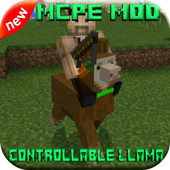 Controllable Llama Mod for MCPE icon