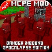 Danger Inbound: Apocalypse Mod for MCPE icon