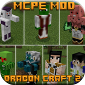 Dragon Craft Z Mod for MCPE icon